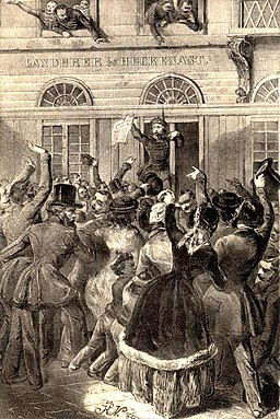 1848 marcius 15 szabad sajto rajz 1850