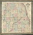 1851 Rees map of Chicagoland.jpg
