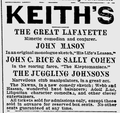 1900 Keiths theatre BostonEveningTranscript May24.png