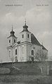 1916 postcard of Slovenska Bistrica church.jpg