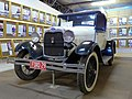 1929 Ford Model A, National Road Transport Hall of Fame, 2015.JPG