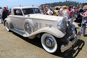 Packard Light Eight - 1932 Packard 904 Deluxe 8 Coupe