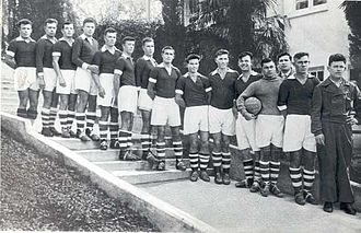 FC Shakhtar Donetsk - The team in 1937.