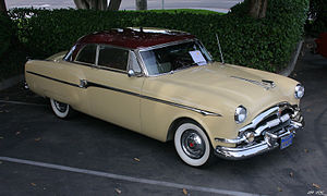 Packard Mayfair - 1953 Packard Mayfair 2-door hardtop