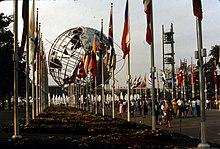 1964 New York World's Fair - Wikipedia  World S Fair Map on