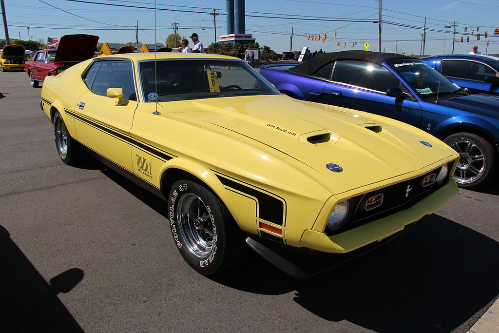 File1972 Ford Mustang Mach 1 351 14380244305g Wikimedia Commons