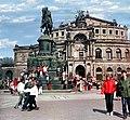 19860413740NR Dresden-Altstadt Theaterplatz Semperoper.jpg