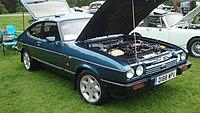 1987 Ford Capri 280 (18866574125).jpg