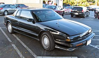 Oldsmobile Toronado - 1992 Oldsmobile Toronado