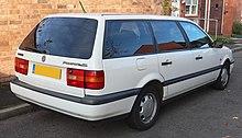Volkswagen Pat B4 Variant United Kingdom