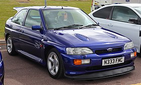 1996 Ford Escort RS Cosworth 2.0 Front.jpg