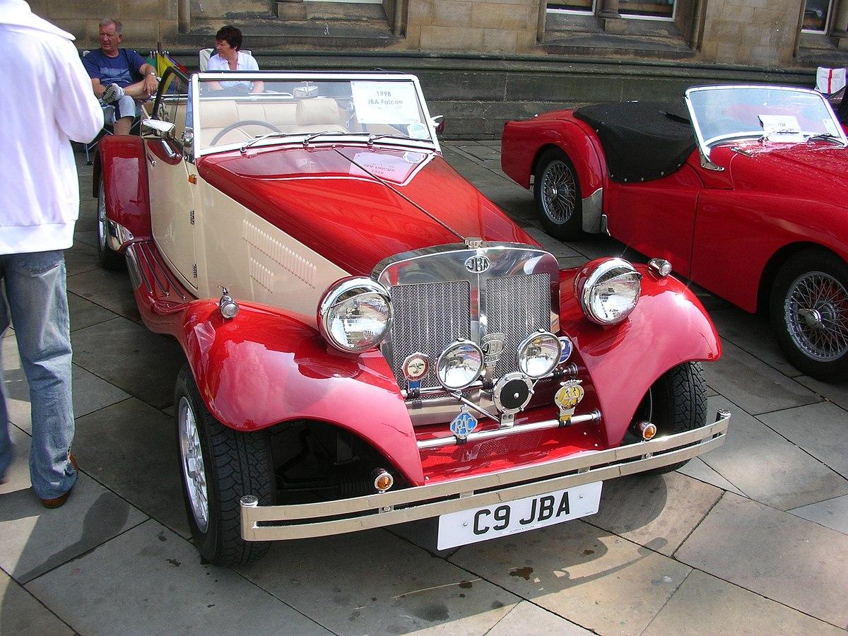 Jba Kit Cars For Sale