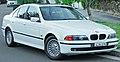 1999 BMW 523i (E39) sedan (2012-07-14) 01.jpg