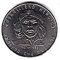 1 песо. Куба. 1992. 25 лет со дня смерти Эрнесто Че Гевары.jpg