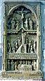 1 Chénérailles Église Saint-Barthélémy Haut-relief.jpg