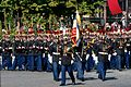 1st Infantry Republican Guard Bastille Day 2008 n1.jpg