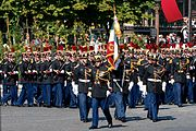 1st Infantry Republican Guard Bastille Day 2008 n1