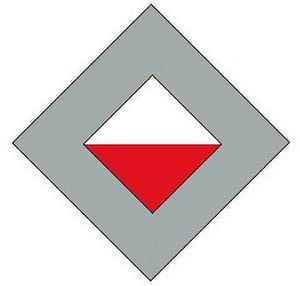 2/24th Battalion (Australia) - Image: 2 24th Battalion original colour patch