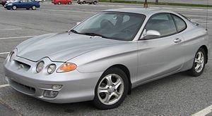 Hyundai Tiburon - Hyundai Tiburon (RD2)