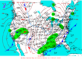 2003-02-25 Surface Weather Map NOAA.png