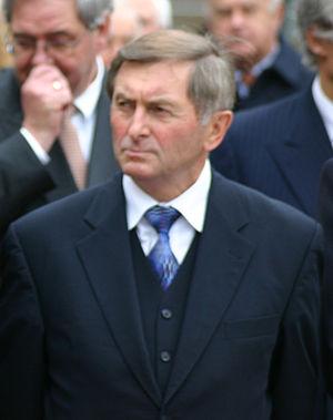 Alois Glück in 2005