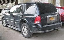 Buick Rainier Wikipedia