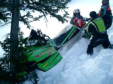Arctic Cat M Series Gas Can