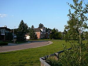 Gariepy, Edmonton - Residential street in Gariepy