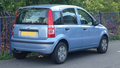 2008 Fiat Panda 1.2 Dynamic Rear.png