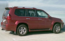 Lexus GX - Wikipedia