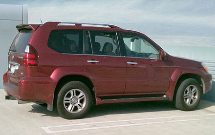Lexus GX - Wikiwand
