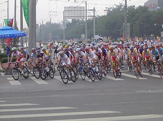 Cycling at the 2008 Summer Olympics – Mens individual road race Cycle race at the Beijing Olympics