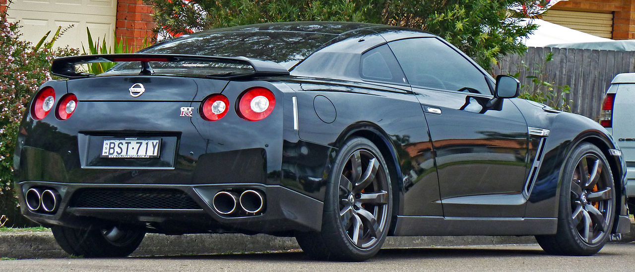 file 2009 2010 nissan gt r r35 coupe wikimedia commons. Black Bedroom Furniture Sets. Home Design Ideas