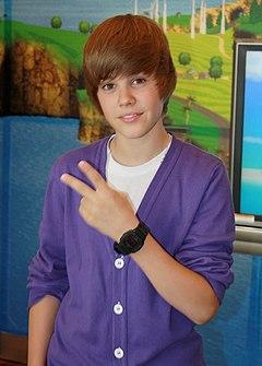 2009 Justin Bieber NYC 1
