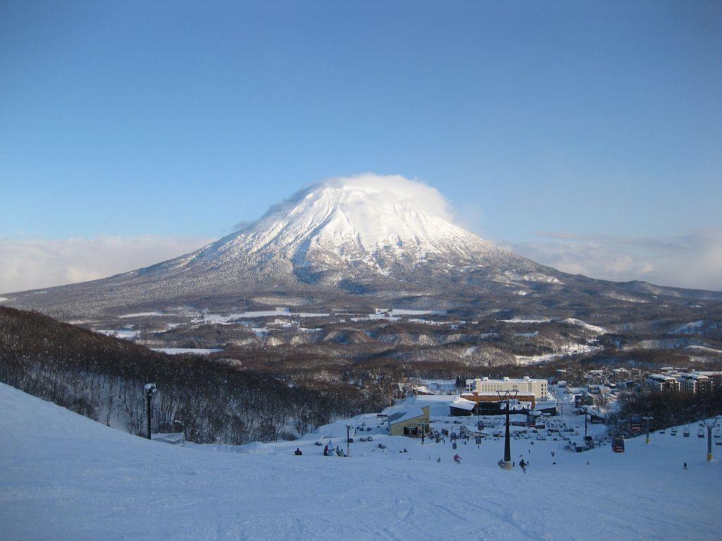 Niseko, japonské lyžiarske stredisko