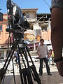 2010 Chile earthquake - Media in Talca.jpg