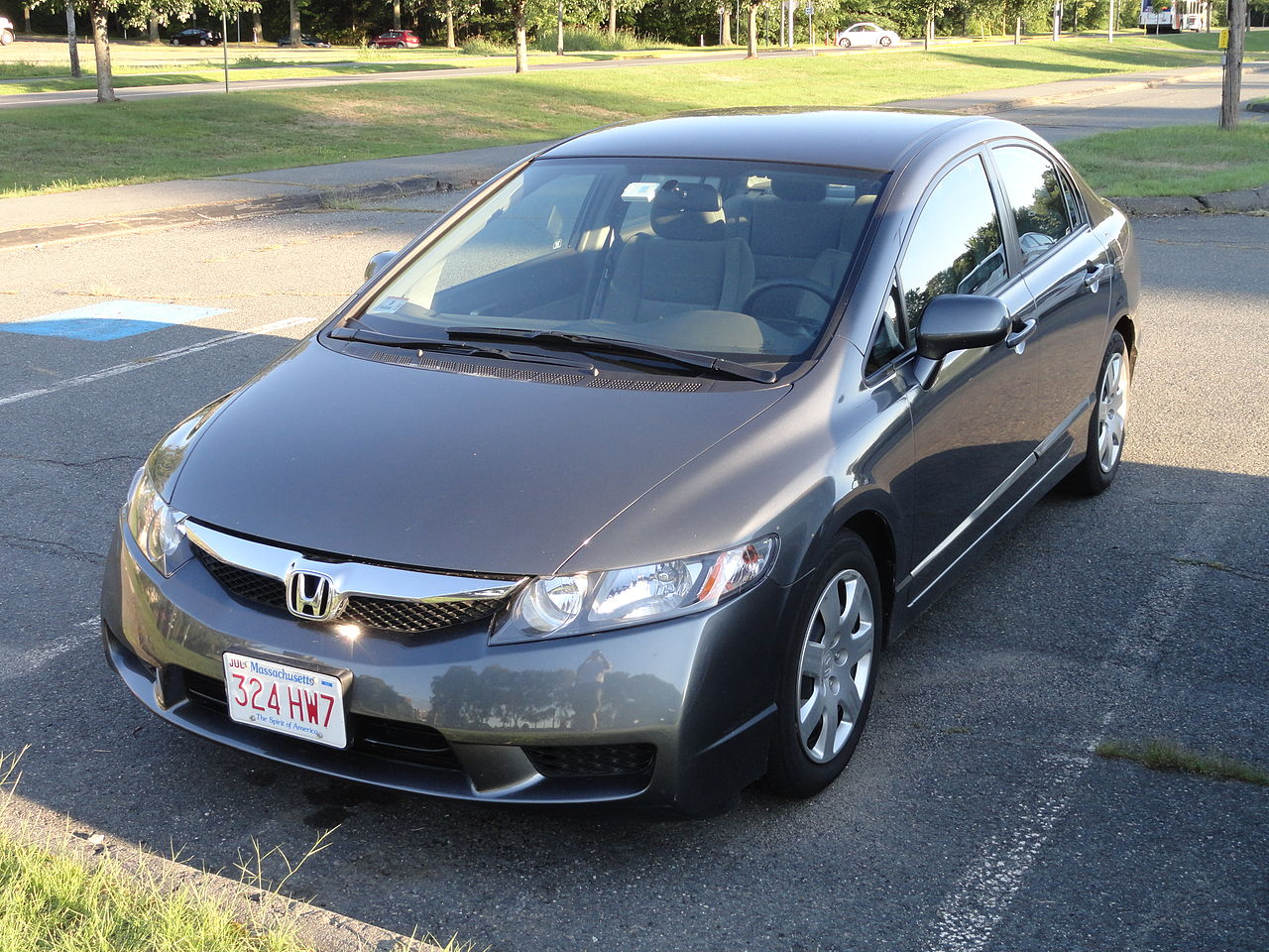 File 2010 Honda Civic Lx Jpg Wikimedia Commons