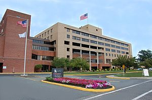 Passaic, New Jersey - St. Marys Hospital