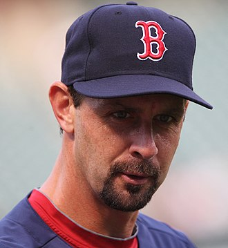 Trever Miller - Miller with the Boston Red Sox