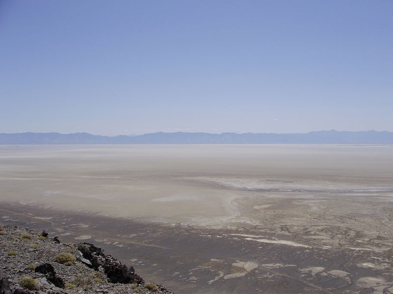 File:2012-05-28 View southeast across the Carson Sink from Topog Peak in Nevada.jpg
