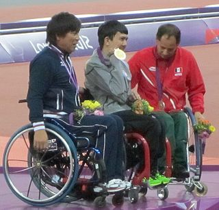 Tomoya Ito Japanese Paralympic athlete