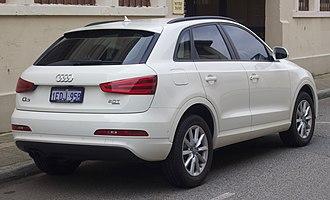 Audi Q3 - Audi Q3 (pre-facelift)
