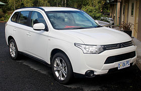 Mitsubishi Outlander - Wikipedia