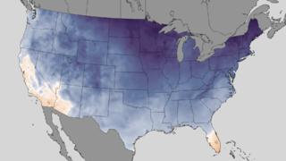 2013–14 North American winter Winter in North America in 2013-2014