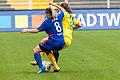 2014-10-11 - Fußball 1. Bundesliga - FF USV Jena vs. TSG 1899 Hoffenheim IMG 4099 LR7,5.jpg
