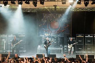 Iron Savior - Iron Savior at Rock Hard Festival 2014