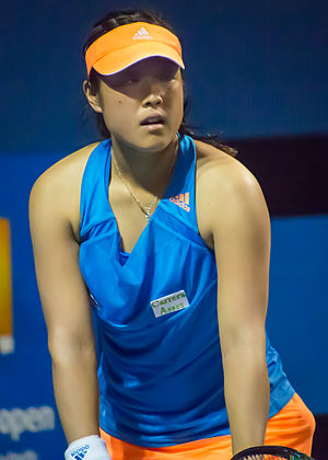 Ayumi Morita - Morita at the 2014 Australian Open