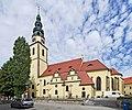 2014 Kościół św. Michała Archanioła w Bystrzycy Kłodzkiej 01.JPG