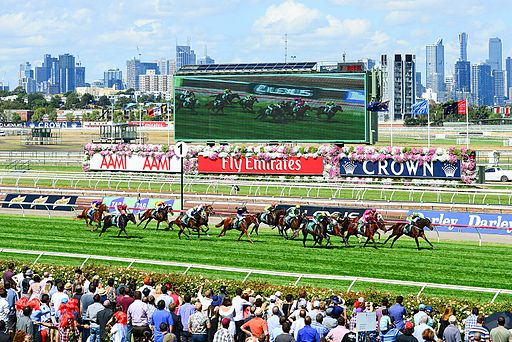 2014 Super Saturday at Flemington racecourse (13005867764)