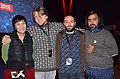 2015-11-19 13th International up-and-coming Film Festival in Hannover (2353) Jury - International Competition.JPG